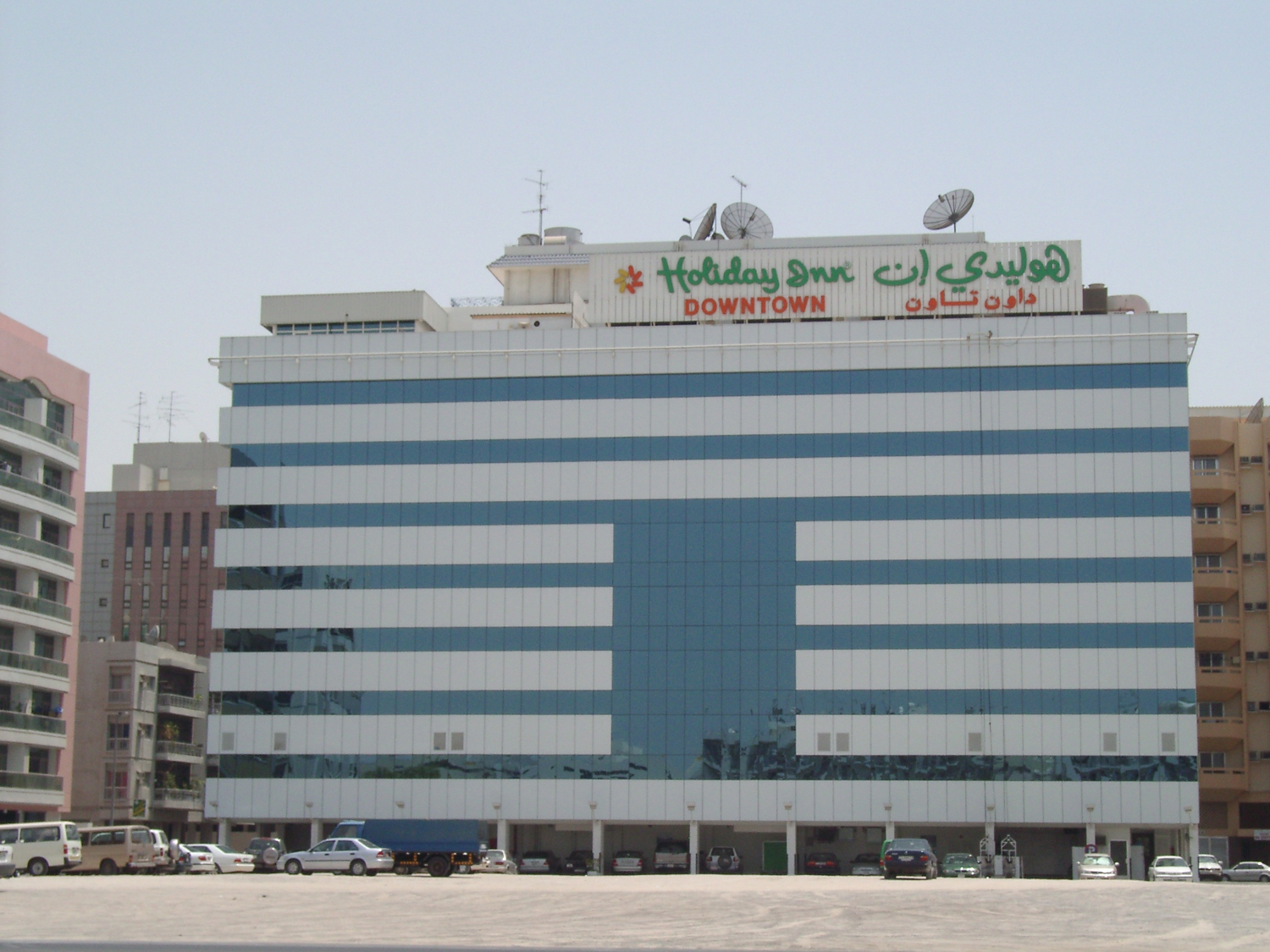 Holiday Inn -Dubai